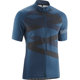 Gonso Obsid Bike Jersey Shortsleeve Men blue/black
